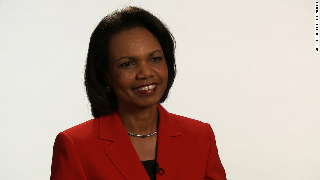 Former Secretary of State Condoleeza Rice appears in the film Miss Representation.