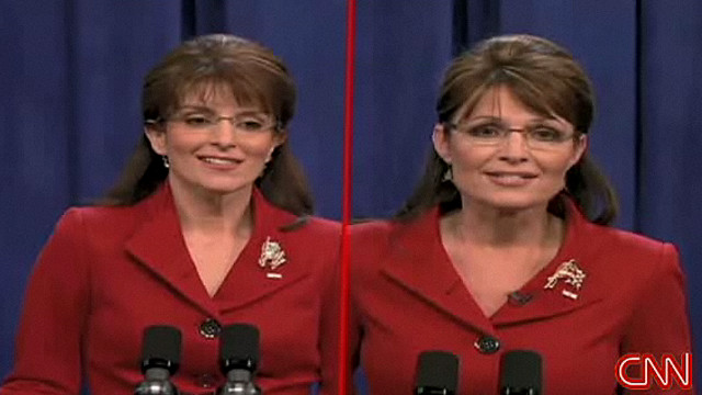 2008: Fey, Palin hug it out