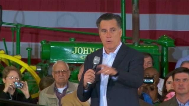 Romney dismisses Obama 'infomercial' film