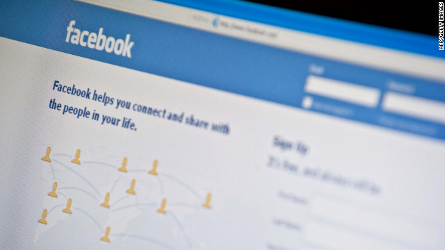 "A surveillance program monitors ""bad"" words on Facebook and other social-media sites, a privacy group's lawsuit reveals."
