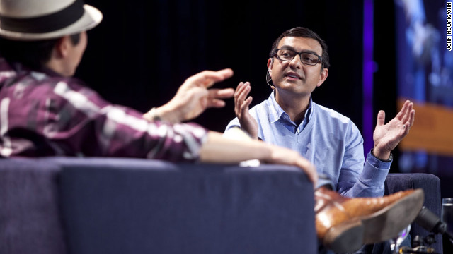Vic Gundotra, the man behind Google's social network, speaks Friday at SXSW.