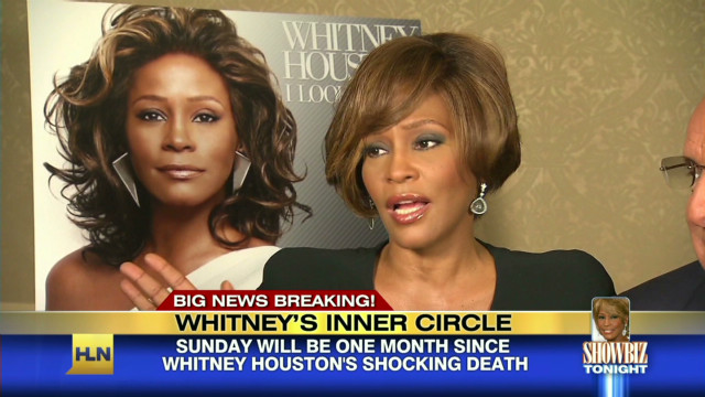 Whitney's final moments