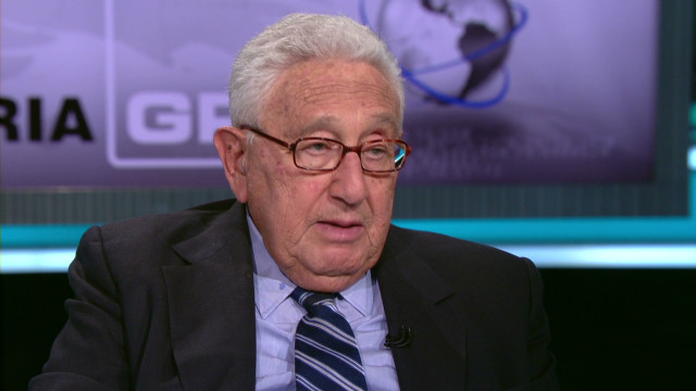 Kissinger: Putin is not anti-Western