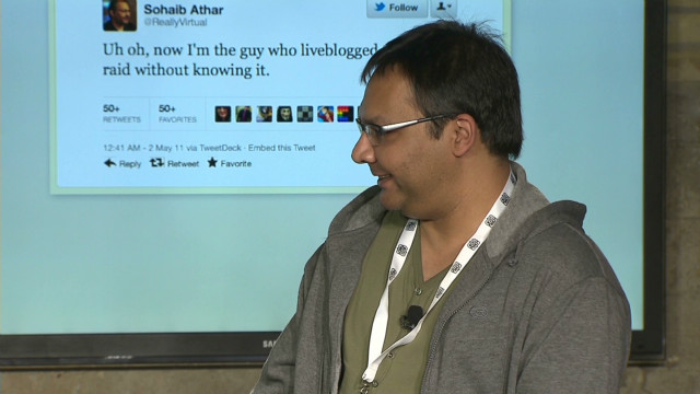 CNN at SXSW: Tweeting the bin Laden raid