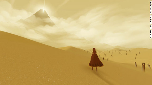 """Journey"" is beautifully rendered, with Zen-like landscapes that will leave you breathless, reviewer Larry Frum says."