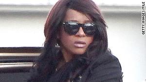 Family, celebrities, drama at funeral for Bobbi Kristina Brown
