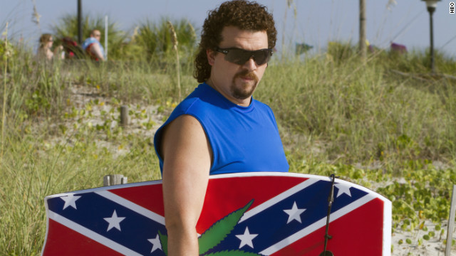 "Danny McBride stars in ""Eastbound and Down."""