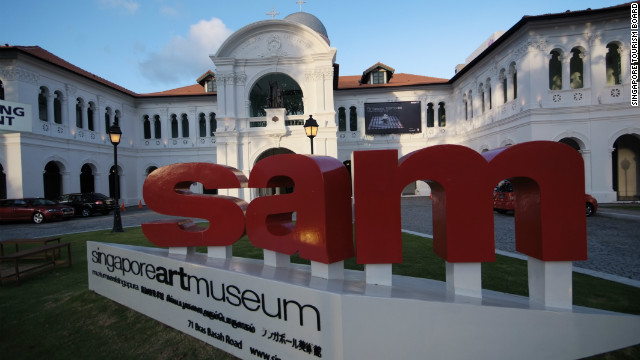 The Singapore Art Museum