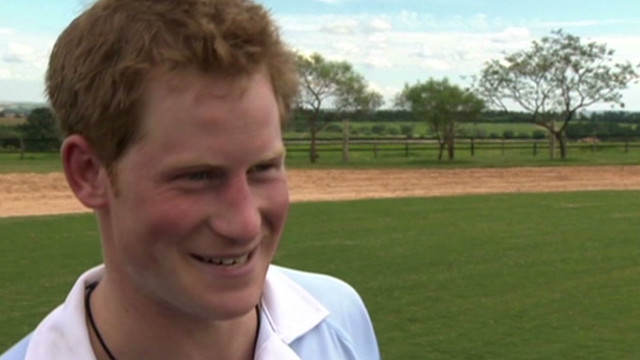 Prince Harry's tour 'an emotional trip'