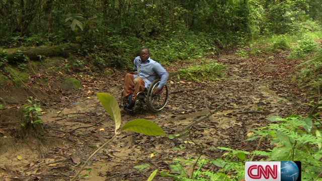Social justice for Gabon's disabled