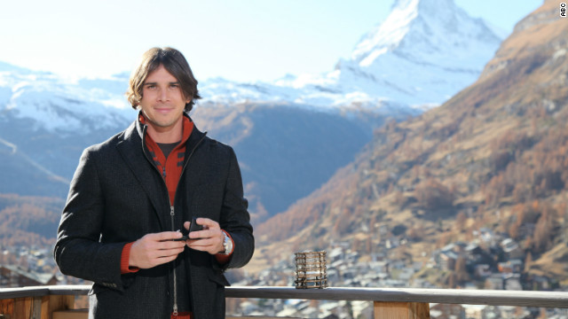 "Ben Flajnik was the latest contestant on ABC's hit show ""The Bachelor."""