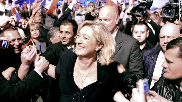 Le Pen: Wild card in French election