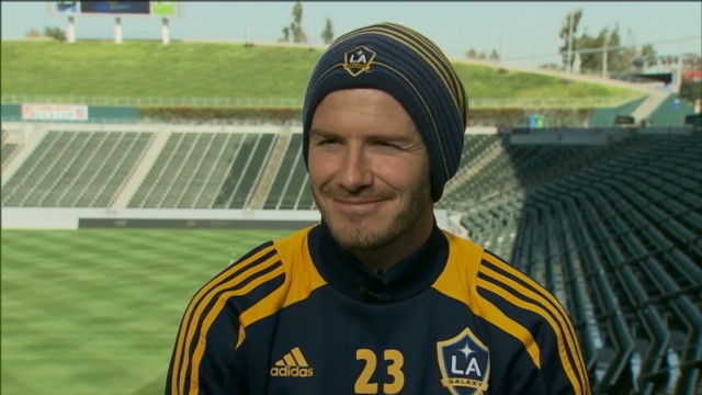 David Beckham wants more MLS glory