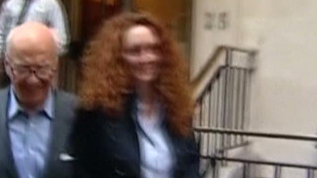 Former Murdoch executive rearrested