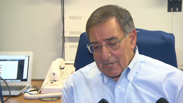 Panetta: 'War is hell'
