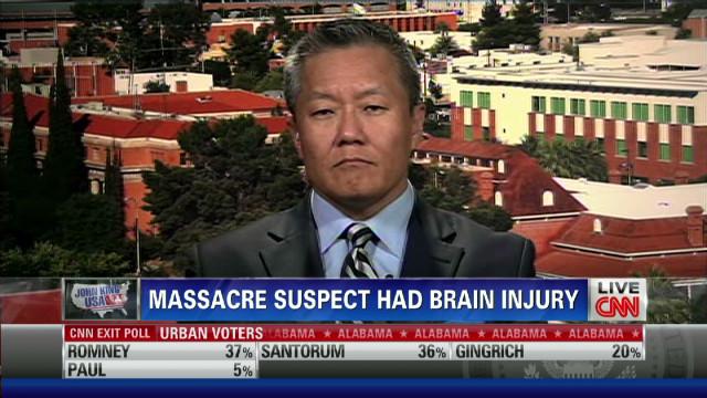 Giffords' Doc on traumatic brain injury