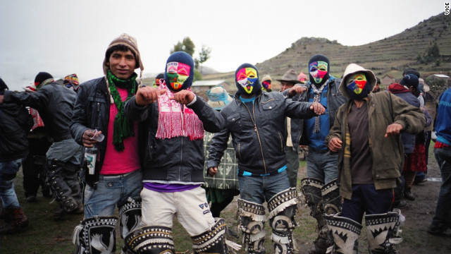 Takanakuy: The fighting festival of Peru