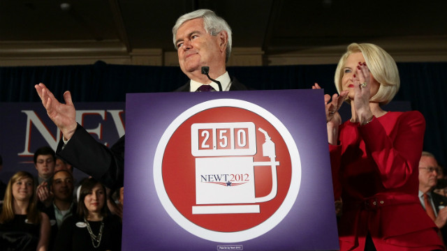 Gingrich: I'm staying in the race