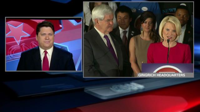 Gingrich adviser on Santorum success