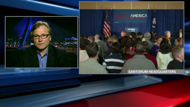 Romney adviser on Santorum wins