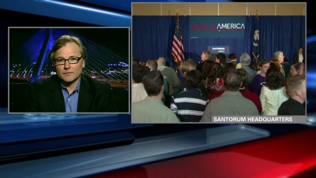 Romney adviser on Santorum wins
