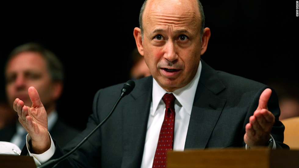 Lloyd Blankfein, chairman and CEO of The Goldman Sachs Group, started out at a concession stand in Yankee stadium when he was just 13-years-old. Blankfein worked strictly for commissions, according to the New York Times, making 10 or 11% on 25-cent soft drinks.