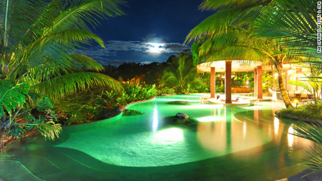 "The Springs Resort & Spa was the host hotel for ABC's ""The Bachelor"" in Costa Rica."