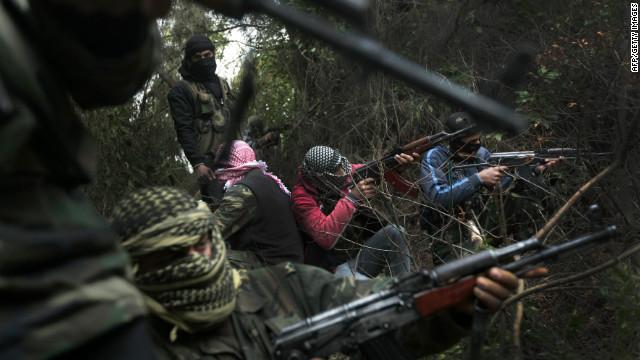 Syrian rebel stronghold of Idlib seized