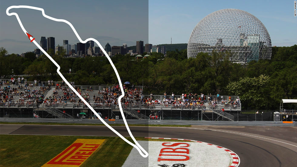 <strong>Canadian Grand Prix:</strong> June 10, Montreal  <strong>2012 champion:</strong> Lewis Hamilton, McLaren
