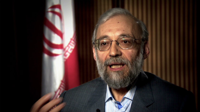 Iran: Not 'pursuing nuclear weapons'
