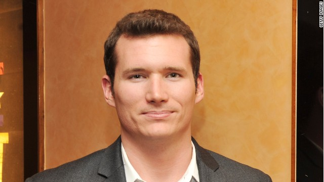Gun control activist Colin Goddard was shot four times during the April 2007 Virginia Tech massacre.