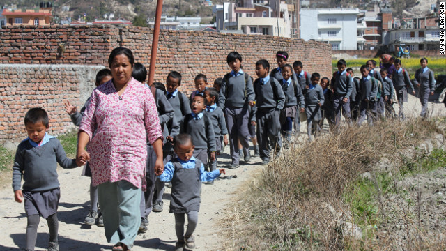 Top 10 CNN Hero: Pushpa Basnet
