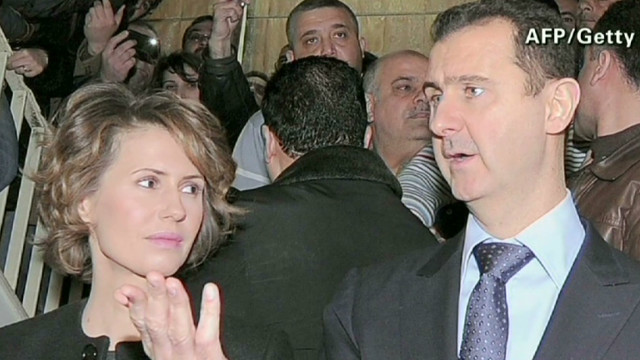 Syrian leader's private e-mails exposed