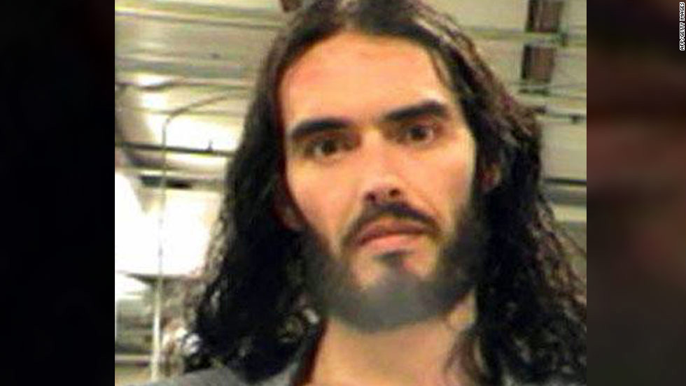 Funnyman Russell Brand landed himself in to the Orleans Parish Sheriff's Office in 2012 when he snatched a photographer's iPhone and threw it at a window. Brand was free on bail after turning himself in to New Orleans police.