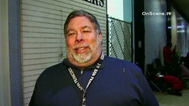 Steve Wozniak excited about new iPad