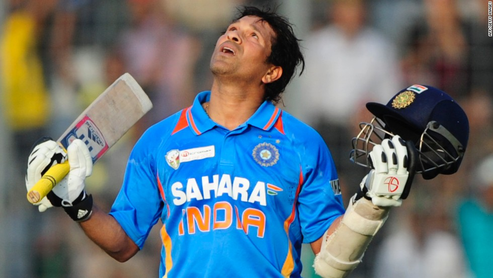 "Tendulkar cemented his place in history when in March he became the first cricketer to score 100 international centuries. The 39-year-old insists cricket will remain his priority, adding: ""I have been nominated because I am a sportsman and not a politician."""