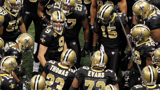 Brees: Bounty issue a 'black eye'