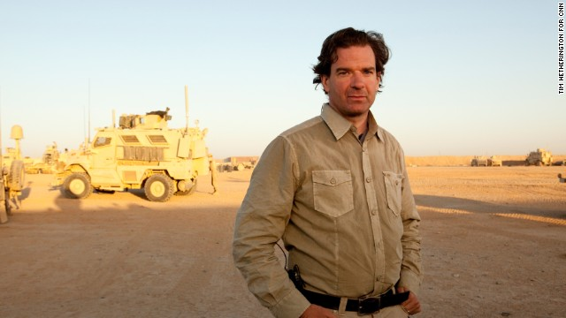 Peter Bergen reports on location in Afghanistan.