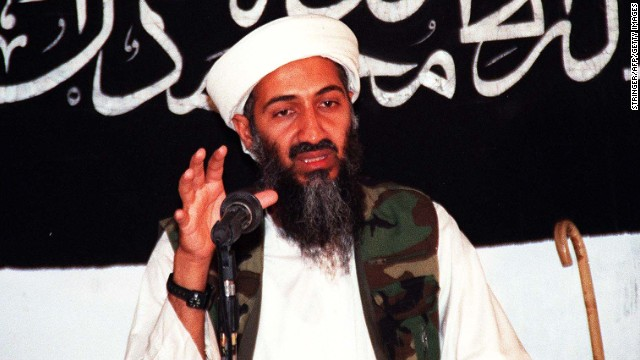 How man came face-to-face with bin Laden