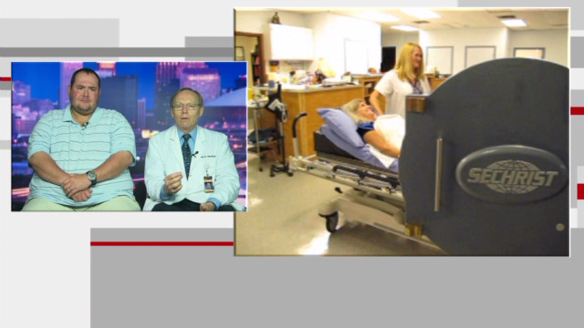 Doctor discusses traumatic brain injury