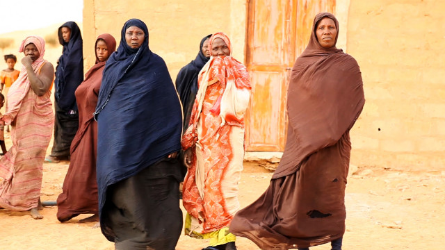"CNN's feature ""Mauritania: Slavery's last stronghold"" was praised by judges."