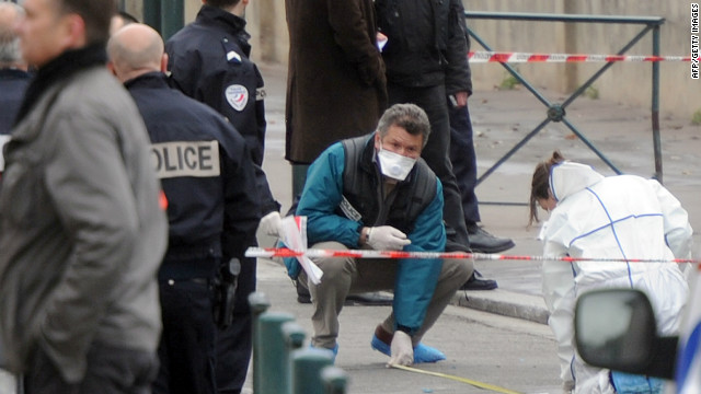 Shooting leaves Toulouse natives nervous