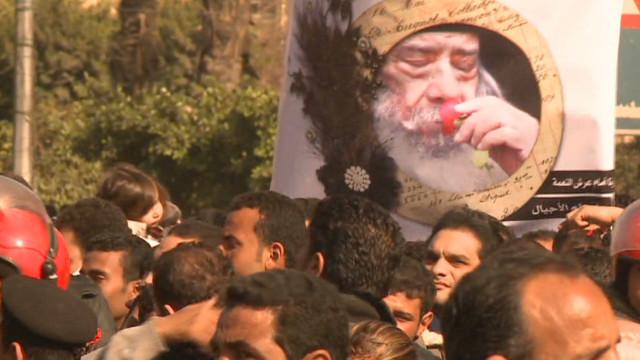 Egypt's Coptic pope dies