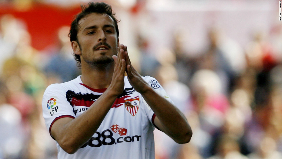Two years earlier, Sevilla's Antonio Puerta died in hospital after suffering a heart attack during a Spanish league match against Getafe. The prolonged cardiac arrest damaged his organs and led to a lack of oxygen to the brain.