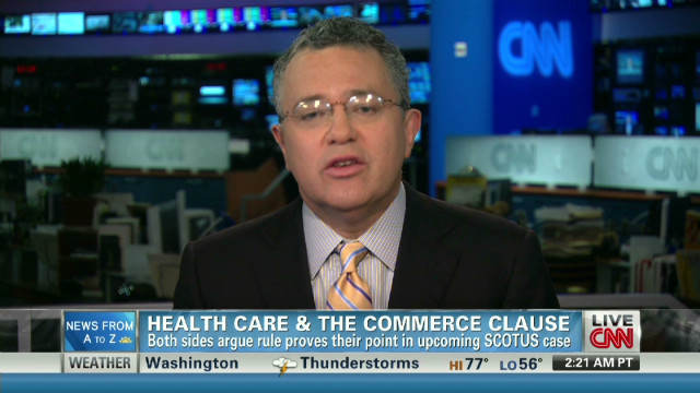 Health care and the Commerce Clause