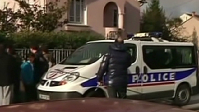 Casualties in French school shooting