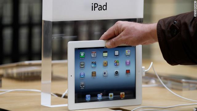 iPad users, beware of data costs