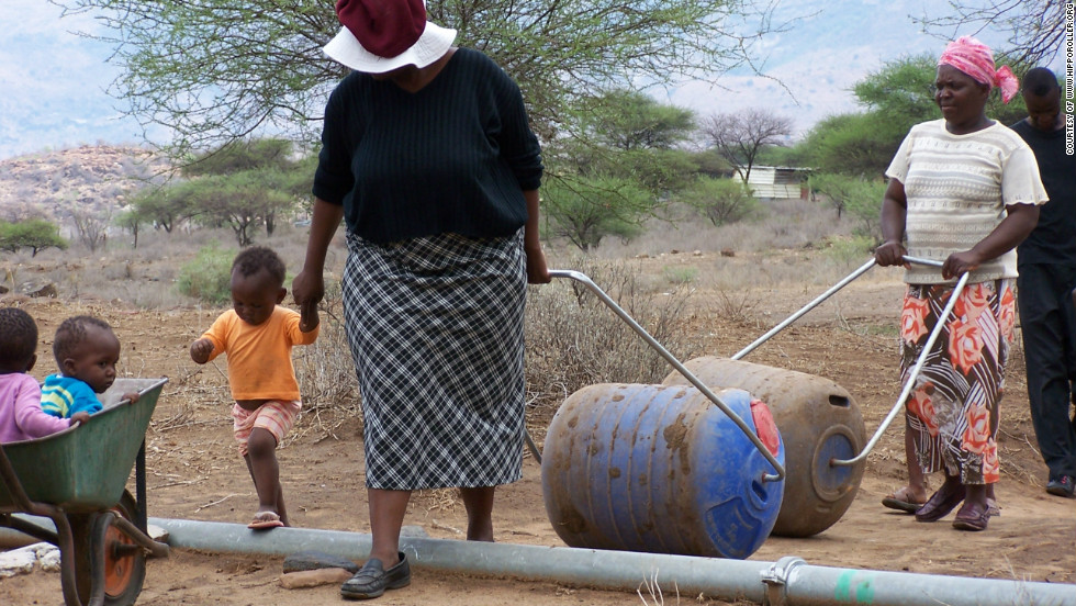 """Around 38,000 Hippo Rollers have been distributed over the past 15 years helping over a quarter of a million people, according to <a href=""""http://www.hipporoller.org/"""" target=""""_blank"""">hipporoller.org</a>."""