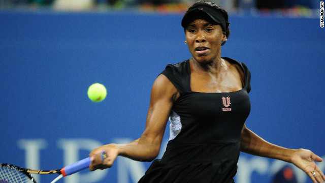 Venus Williams showed she is still a force by claiming her 44th career title at the age of 32.