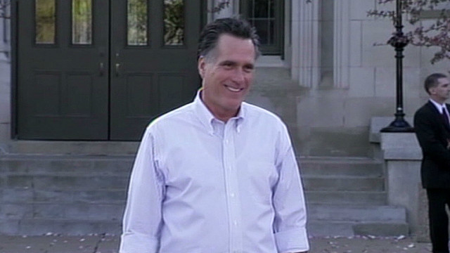 Woman hits Romney with birth control line
